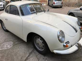Porsche 356C 1600 Coupé in Originalzustand