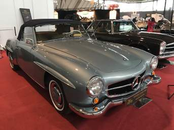 Mercedes-Benz 190 SL - Frame-off Restoration