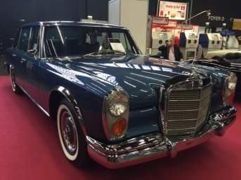 Mercedes-Benz 600 Restauriert